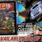 YOKOHAMA HOT ROD CUSTOM SHOW 2014 DVD 好評発売中!