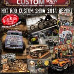 YOKOHAMA HOT ROD CUSTOM SHOW 2014 Report