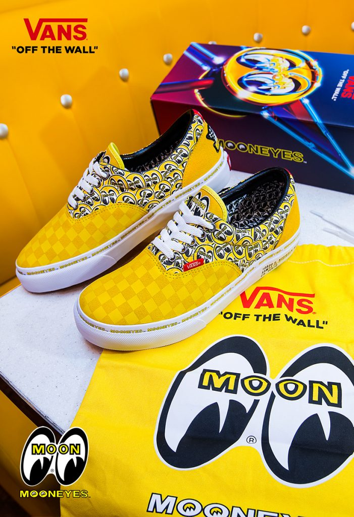 VANS X MOONEYES Special Collaboration Items